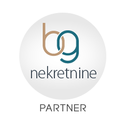 BGnekretnine - partner badge